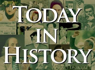 News video: Today in History for July 18th