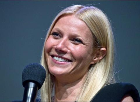 News video: Gwyneth Paltrow Was Spotted On A Steamy Date In NYC! She Might Be Robbing The Cradle With This Young Hottie!
