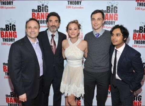 News video: The Big Bang Theory Stars Want