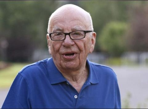 News video: Murdoch Says He Cannot Buy Tribune Or LA Times