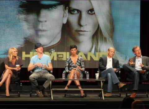 News video: 'Homeland' Producers Almost Set Season 4 In Israel